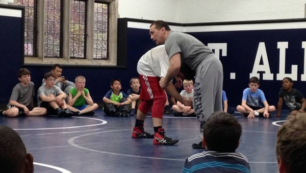Learn to Wrestle